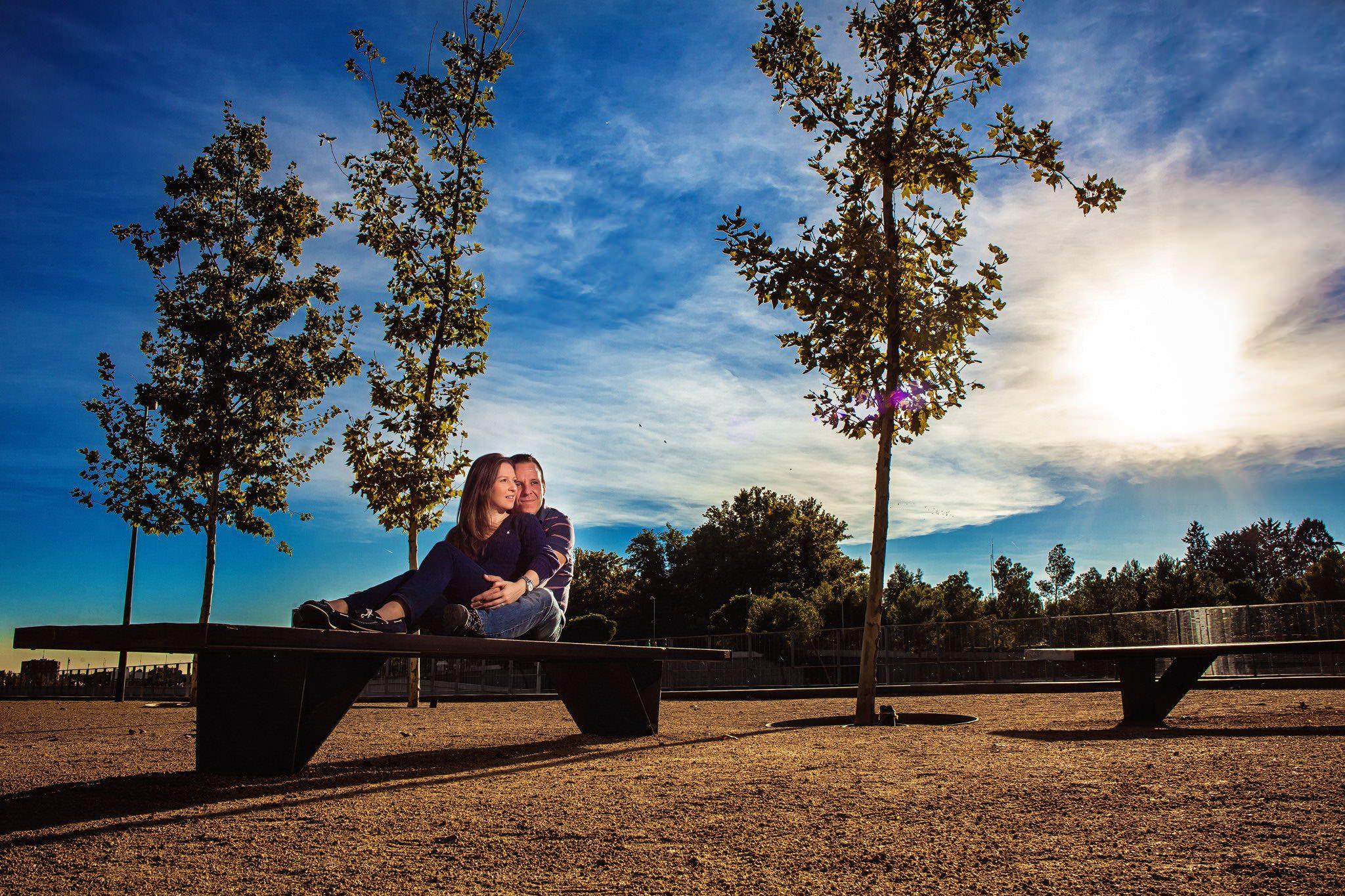 Alexandra + Mundi {engagement}