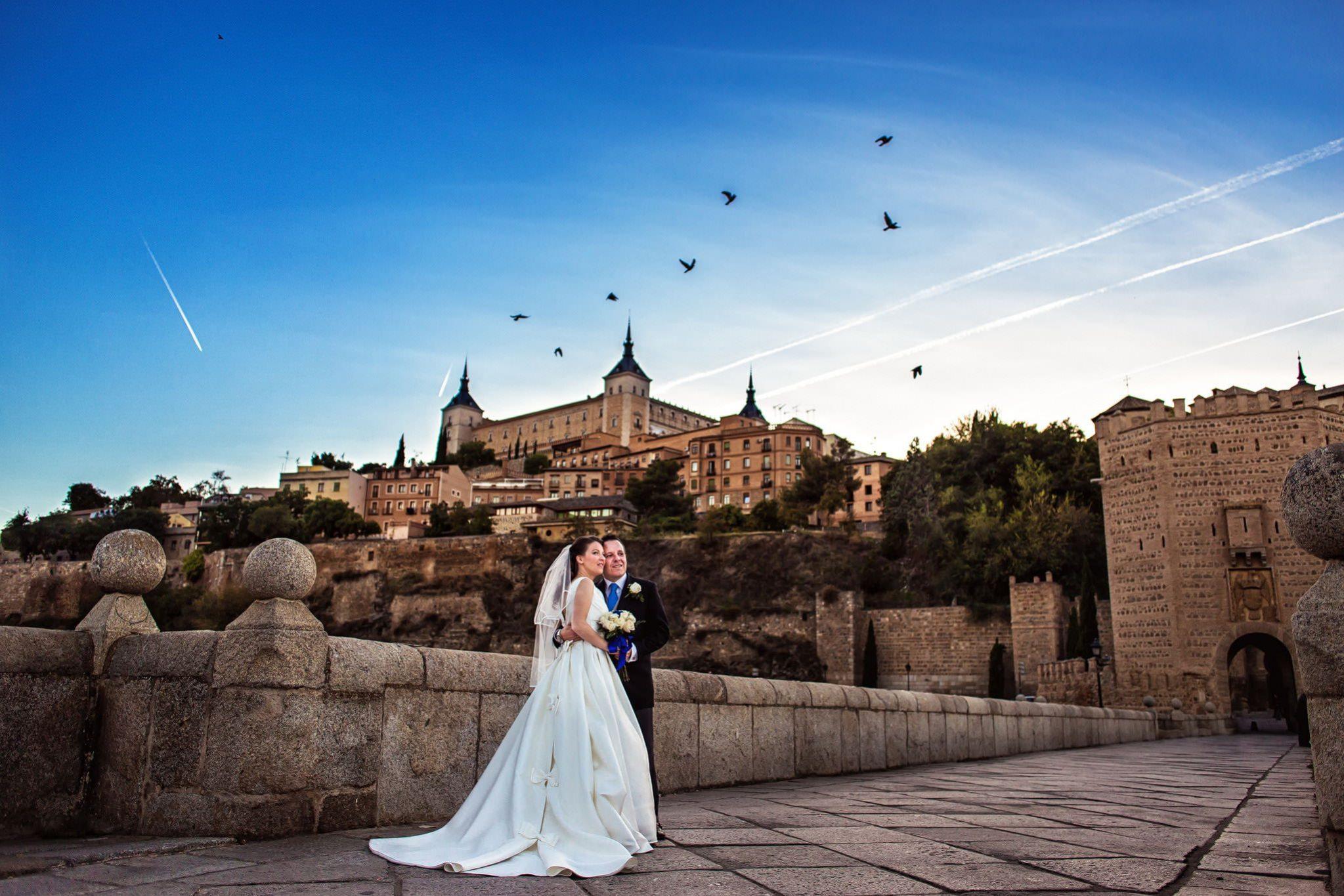 Alexandra + Mundi {wedding}