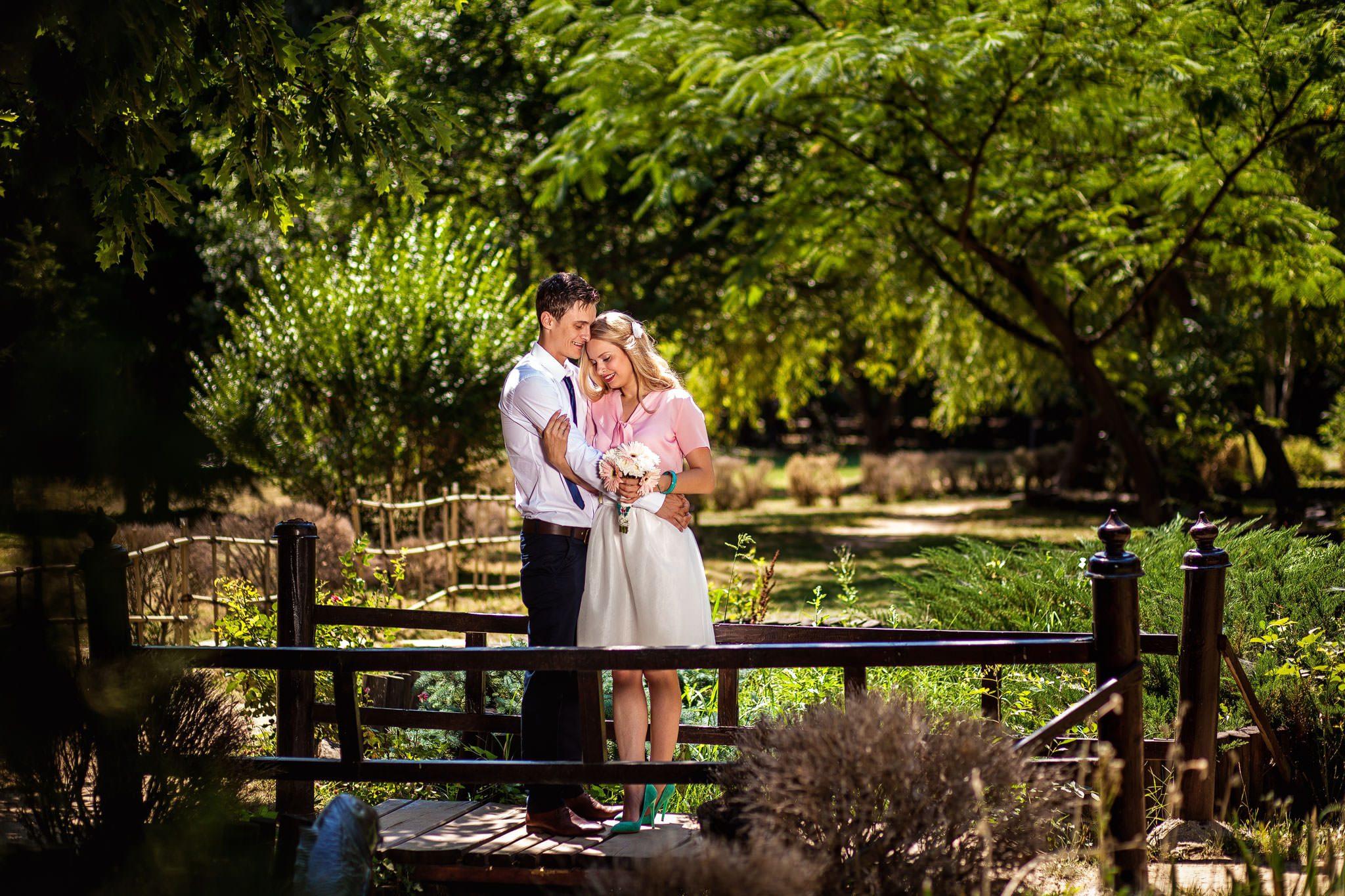 Gabriela + Bogdan {engagement}