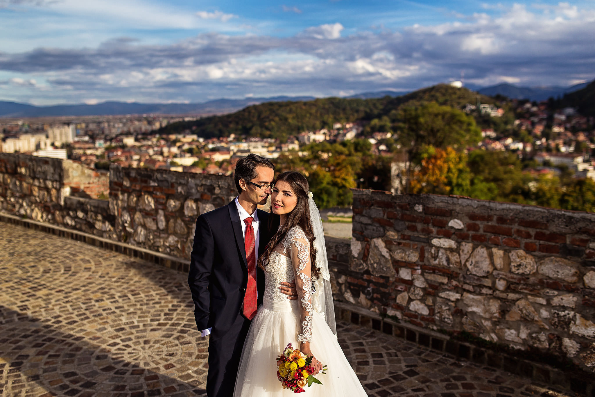 inspirephoto, fotograf profesionist, after wedding, trash the dress brasov