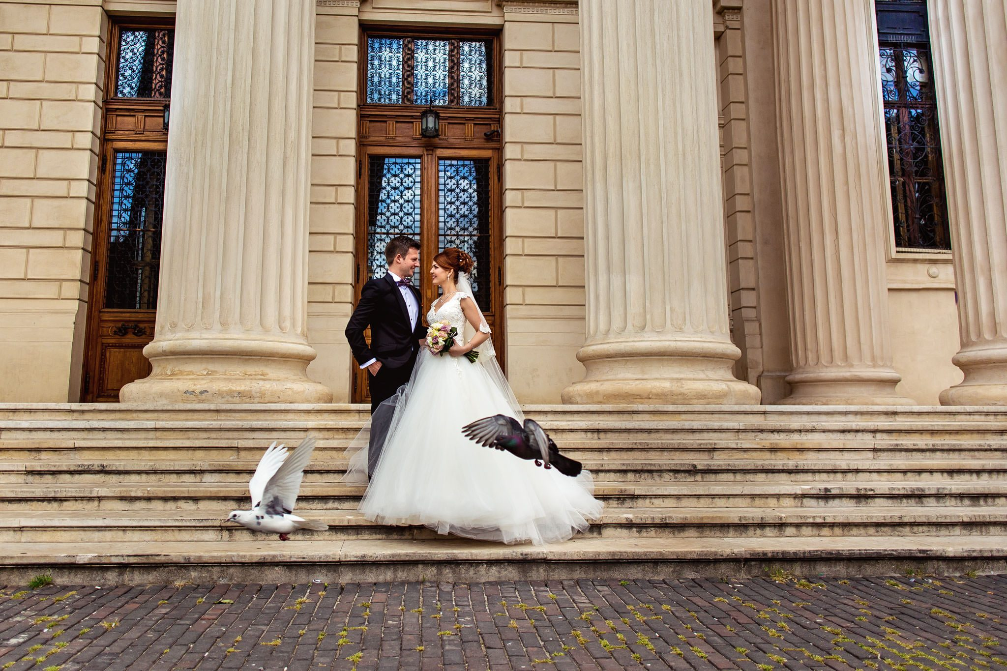 Claudia + Maximilian {wedding}