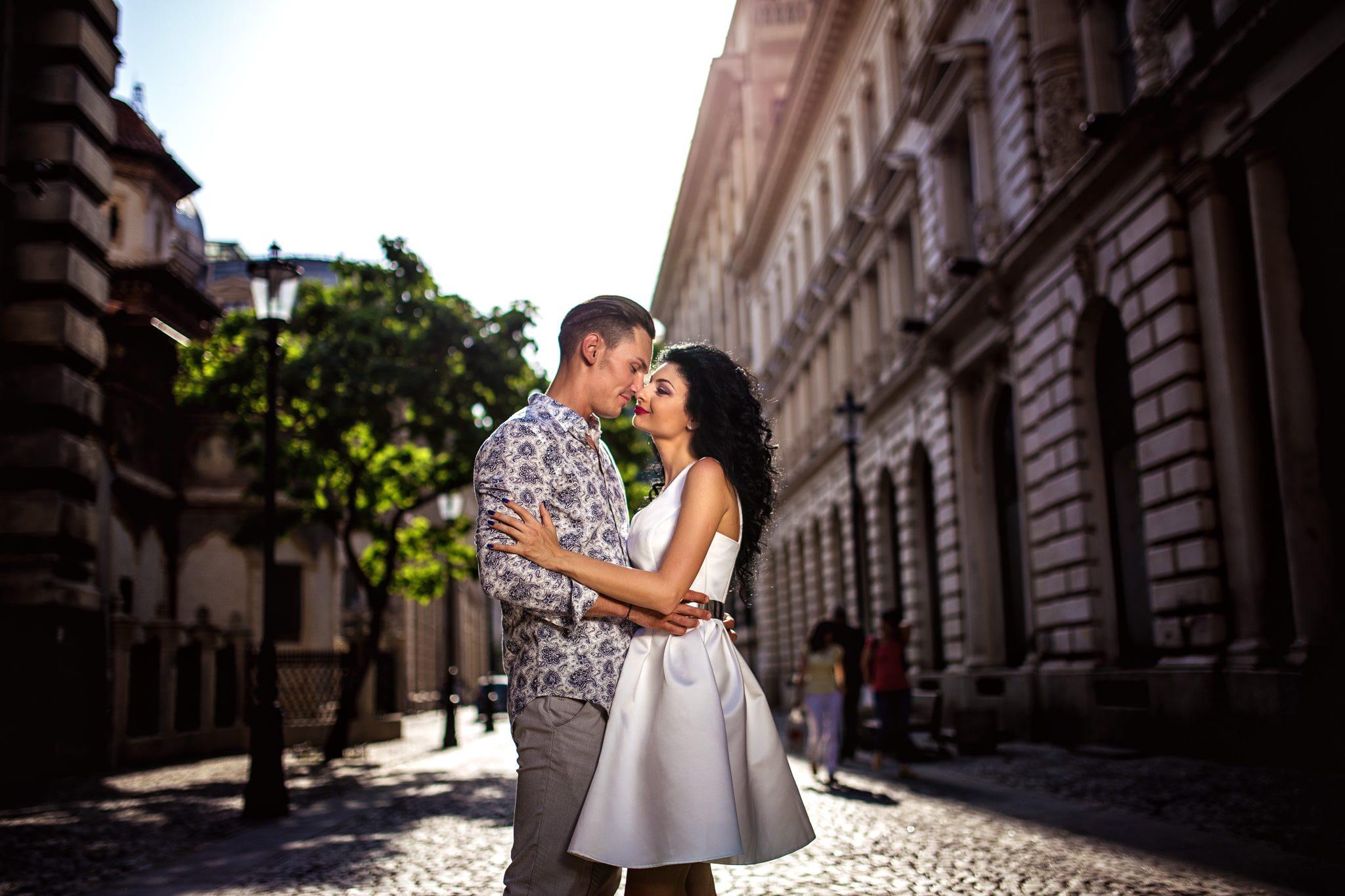 Alina + Ionut {engagement}