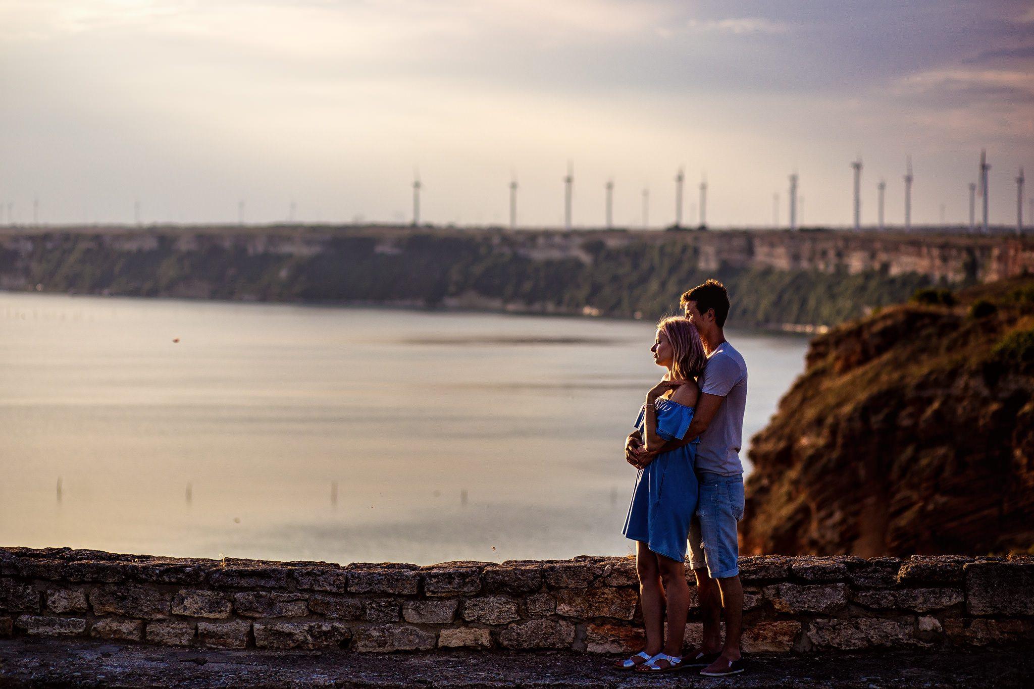Gabriela + Bogdan {love story}