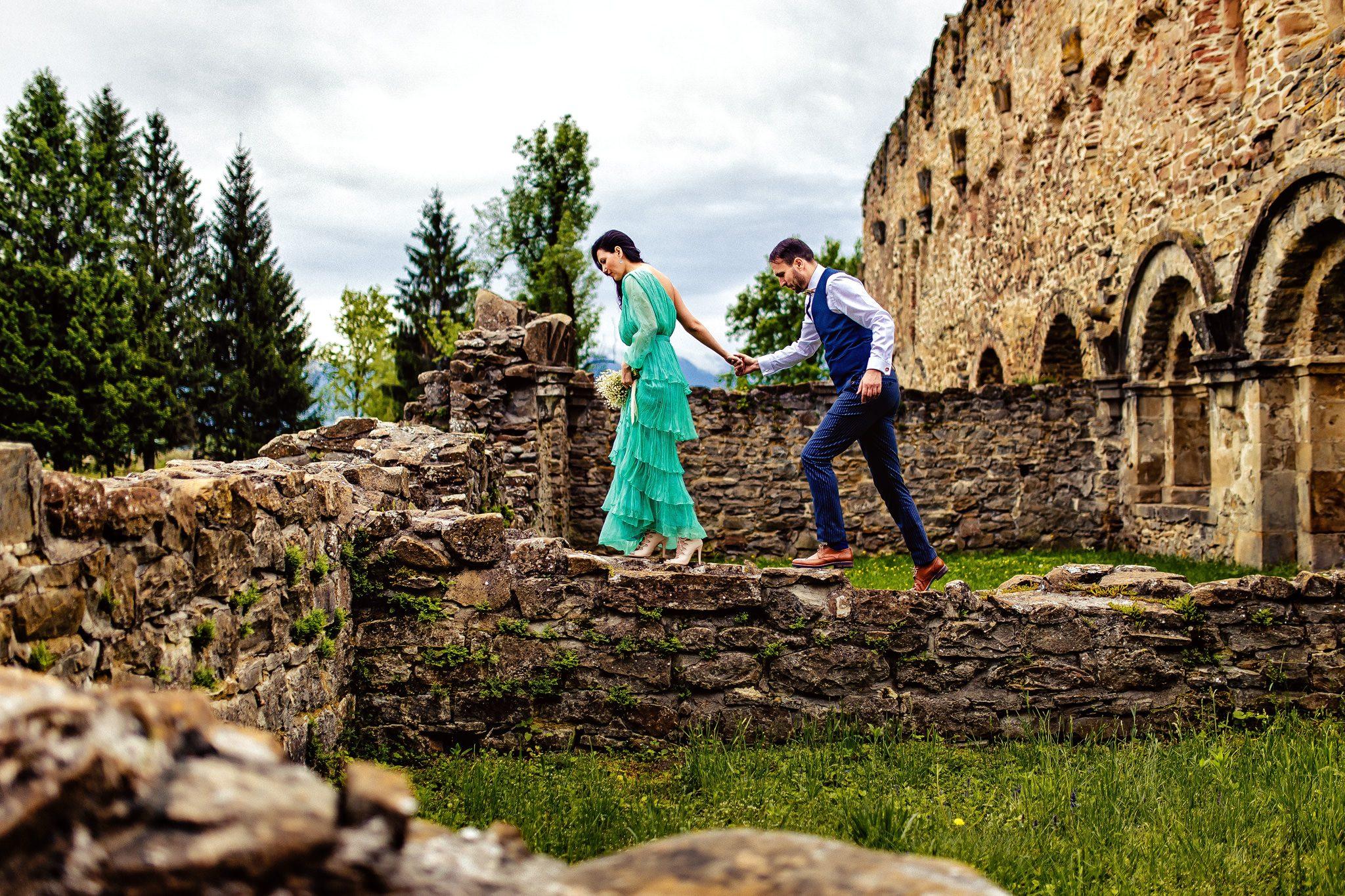 Ioana + Vali {wedding}